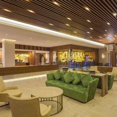 Club Grand Aqua Турция, Сиде - отзывы, цены и фото номеров - забронировать отель Club Grand Aqua - All Inclusive онлайн интерьер отеля фото 2