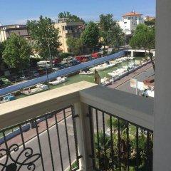 Отель Veliero Италия, Риччоне - отзывы, цены и фото номеров - забронировать отель Veliero онлайн балкон