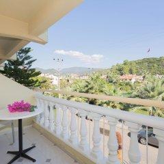 Amaris Apartments Турция, Мармарис - 2 отзыва об отеле, цены и фото номеров - забронировать отель Amaris Apartments онлайн балкон