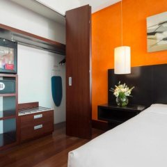 Отель NH Collection Guadalajara Providencia сейф в номере