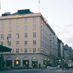 Отель Thon Bristol Берген
