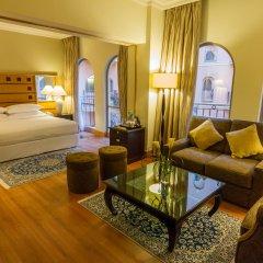 Отель Grand Excelsior Hotel Deira ОАЭ, Дубай - 1 отзыв об отеле, цены и фото номеров - забронировать отель Grand Excelsior Hotel Deira онлайн комната для гостей фото 2
