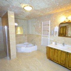 Alfina Cave Hotel-Special Category Турция, Ургуп - отзывы, цены и фото номеров - забронировать отель Alfina Cave Hotel-Special Category онлайн ванная