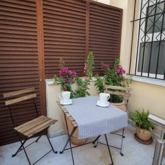 Отель Luxury Maisonette in Corfu Town балкон