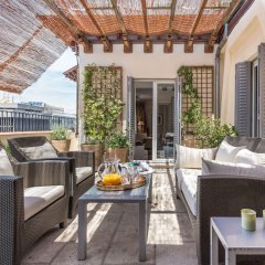 Отель Serrano I Испания, Мадрид - отзывы, цены и фото номеров - забронировать отель Serrano I онлайн балкон