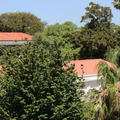 Отель Botanic Views Guest House Лиссабон спортивное сооружение