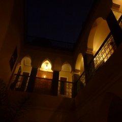 Отель Riad Bianca Марракеш сауна
