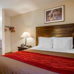 Отель Comfort Inn Monterey Park Монтерей-Парк с домашними животными