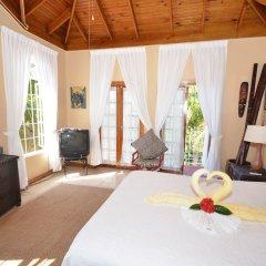 Отель Summerhill, 8BR by Jamaican Treasures Ямайка, Монтего-Бей - отзывы, цены и фото номеров - забронировать отель Summerhill, 8BR by Jamaican Treasures онлайн комната для гостей фото 5