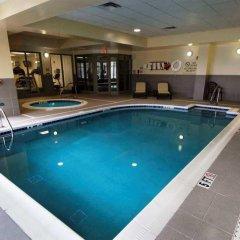 Отель Hampton Inn & Suites Columbus/University Area Колумбус бассейн фото 2