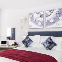 Hotel Indigo Manchester - Victoria Station комната для гостей фото 5