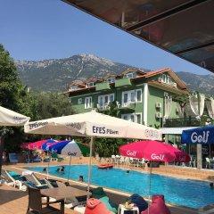 Green Peace Hotel Турция, Олудениз - 1 отзыв об отеле, цены и фото номеров - забронировать отель Green Peace Hotel онлайн бассейн
