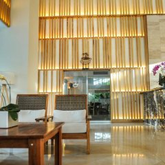 Отель Impressive Premium Resort & Spa Punta Cana – All Inclusive Доминикана, Пунта Кана - отзывы, цены и фото номеров - забронировать отель Impressive Premium Resort & Spa Punta Cana – All Inclusive онлайн интерьер отеля фото 3