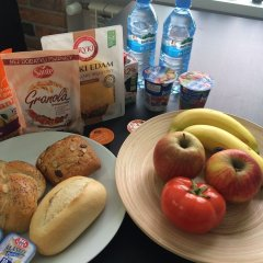 Апартаменты Bliss Apartments Chicago Познань питание