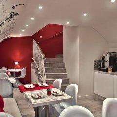 Отель B Square Париж гостиничный бар