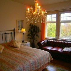 Отель Casa Corner Bed & Breakfast Дания, Алборг - отзывы, цены и фото номеров - забронировать отель Casa Corner Bed & Breakfast онлайн комната для гостей фото 3
