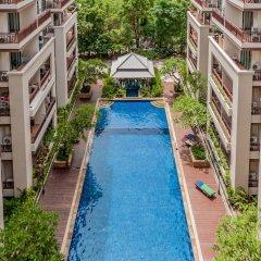Отель Pattaya Rin Resort Таиланд, Паттайя - отзывы, цены и фото номеров - забронировать отель Pattaya Rin Resort онлайн бассейн фото 2