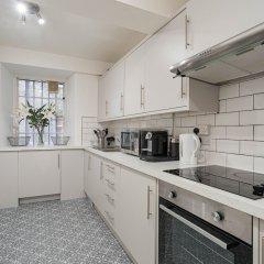 Апартаменты Royal Mile 5 BR Apartment nr Castle Эдинбург фото 10