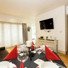 Отель CDP Apartments – Belsize Park Великобритания, Лондон - отзывы, цены и фото номеров - забронировать отель CDP Apartments – Belsize Park онлайн комната для гостей фото 4