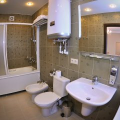 Гостиница Мини-отель Акварель в Твери 2 отзыва об отеле, цены и фото номеров - забронировать гостиницу Мини-отель Акварель онлайн Тверь ванная фото 2