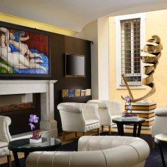 The First Luxury Art Hotel Roma интерьер отеля фото 2