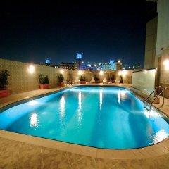 Отель Landmark Riqqa Дубай бассейн