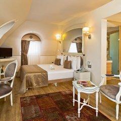 Отель Yasmak Sultan 4* Номер Делюкс с различными типами кроватей