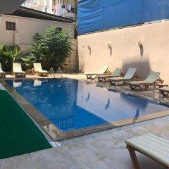 Asem City Hotel Турция, Аланья - отзывы, цены и фото номеров - забронировать отель Asem City Hotel онлайн бассейн фото 2