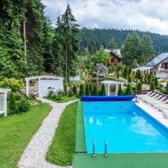 Гостиница Ведмежий Двир бассейн фото 3