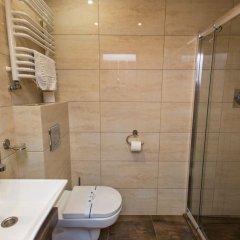 Гостиница Gorgany ванная фото 2