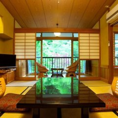 Отель Okunoyu Минамиогуни комната для гостей фото 4