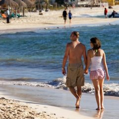 Отель Casa Buho Acapulco 010 пляж фото 2