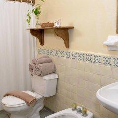 Отель Posada Mariposa Boutique Плая-дель-Кармен ванная