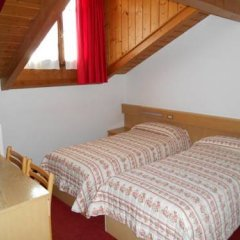 Отель Garni Sorano Пинцоло комната для гостей фото 4