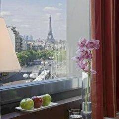 Отель Hôtel Concorde Montparnasse 4* Номер Делюкс с различными типами кроватей фото 10