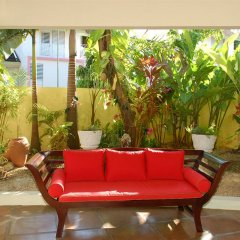 Отель Caribbean Sunset Resort интерьер отеля