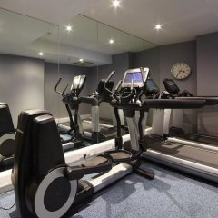 Отель Malmaison London фитнесс-зал фото 2