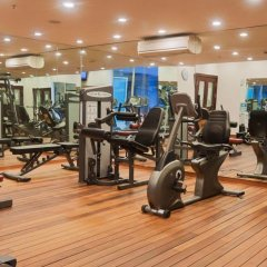 Crowne Plaza Hotel Antalya фитнесс-зал фото 3