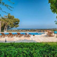 Отель Bello Blu Luxury Villa Родос пляж
