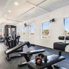 Отель Arena Beach фитнесс-зал