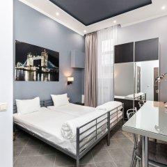 Мини-Отель Брусника Полежаевская комната для гостей