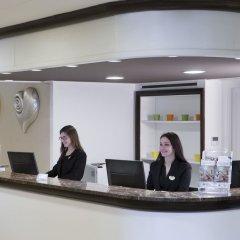 Отель Best Western Plus Tower Hotel Bologna Италия, Болонья - отзывы, цены и фото номеров - забронировать отель Best Western Plus Tower Hotel Bologna онлайн интерьер отеля фото 2