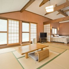 Отель Resonate Club Kuju Япония, Минамиогуни - отзывы, цены и фото номеров - забронировать отель Resonate Club Kuju онлайн комната для гостей фото 3