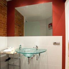 Отель Alcam Lerida Барселона ванная