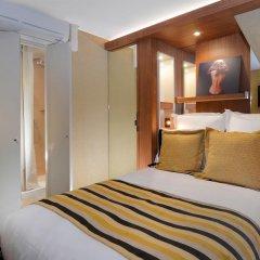 Отель Best Western Le 18 Париж сейф в номере