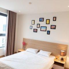 Отель Allas Homestay Ha Long комната для гостей фото 2