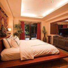 Отель Nirvana Boutique Suites Паттайя спа