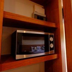 Отель Lanta Infinity Resort Ланта сейф в номере