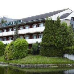 Отель Campanile Hotel Vlaardingen Нидерланды, Влардинген - отзывы, цены и фото номеров - забронировать отель Campanile Hotel Vlaardingen онлайн приотельная территория