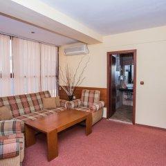 Отель Avenue Болгария, Бургас - отзывы, цены и фото номеров - забронировать отель Avenue онлайн комната для гостей фото 2